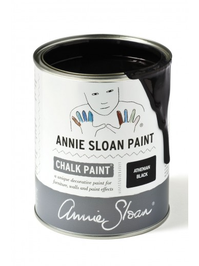 ATHENIAN BLACK Chalk Paint™ by Annie Sloan