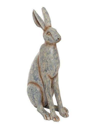 Grey Hare Large