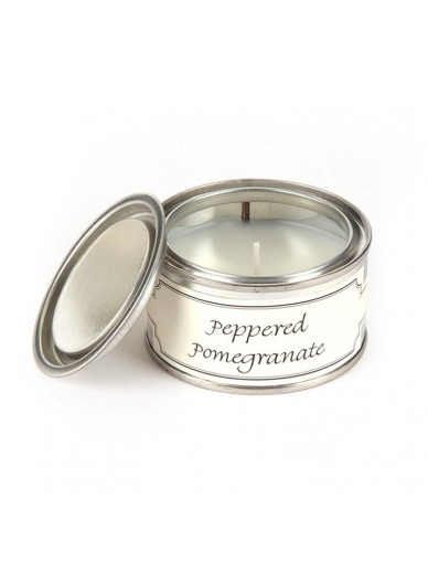 PEPPERED POMEGRANATE FILLED TIN