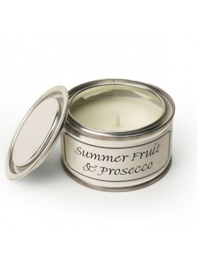 SUMMER FRUIT & PROSECCO FILLED TIN