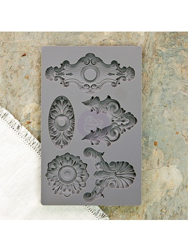 IOD Vintage Art Décor Mould - Escucheons 2