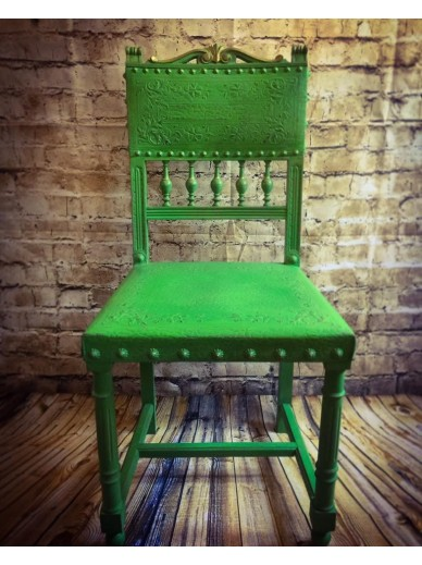 ANTIBES GREEN CHAIR