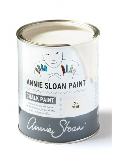 OLD WHITE Chalk Paint™ by Annie Sloan