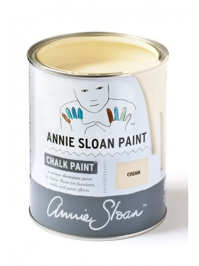CREAM Chalk Paint™ by Annie Sloan