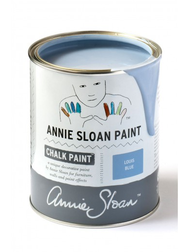 LOUIS BLUE Chalk Paint™ by Annie Sloan
