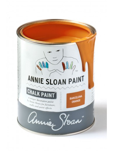 BARCELONA ORANGE Chalk Paint™ by Annie Sloan