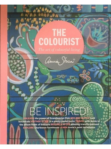 Annie Sloan's The Colourist Bookazine Edition 1