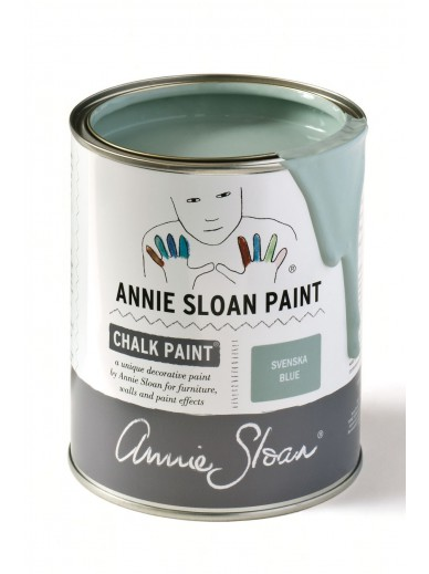SVENSKA BLUE Chalk Paint™ by Annie Sloan