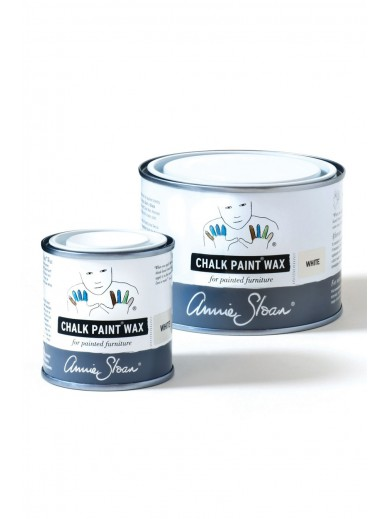 Annie Sloan White Chalk Paint® Wax 120ml