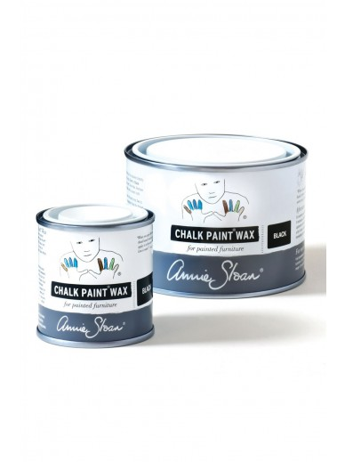 Annie Sloan Black Chalk Paint® Wax 120ml
