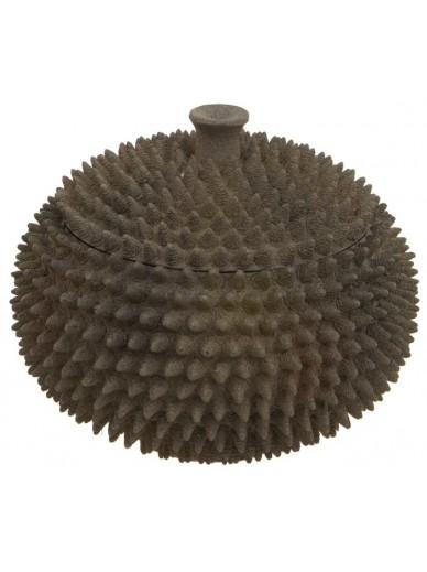Durian Lidded Pot Large