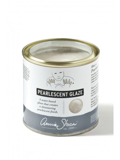 Pearlescent Glaze by Annie Sloan