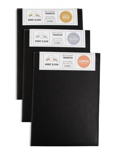 Metal Leaf Booklets Transfer COPPER