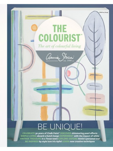 Annie Sloan's The Colourist Bookazine Edition 4