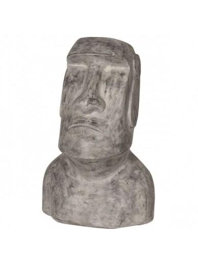 Rapa Nui Easter Island Moai Head