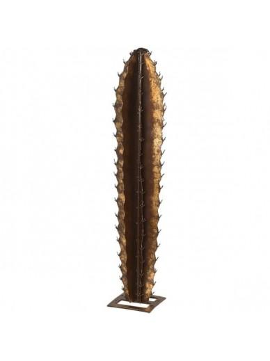 Bronzed Tall Saguaro Cactus