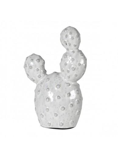 Dimpled Stoneware Cactus