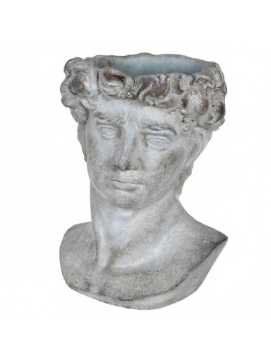 Grecian Head Planter