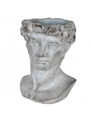 Grecian Head Planter