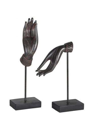 Set of 2 Dancing Hands