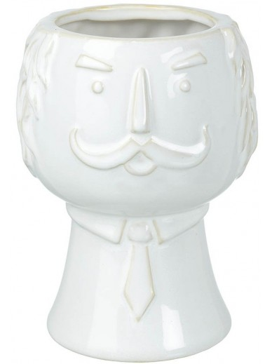 Sir Julius Head Vase
