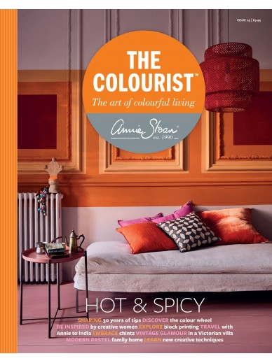 Annie Sloan's The Colourist Bookazine Edition 5