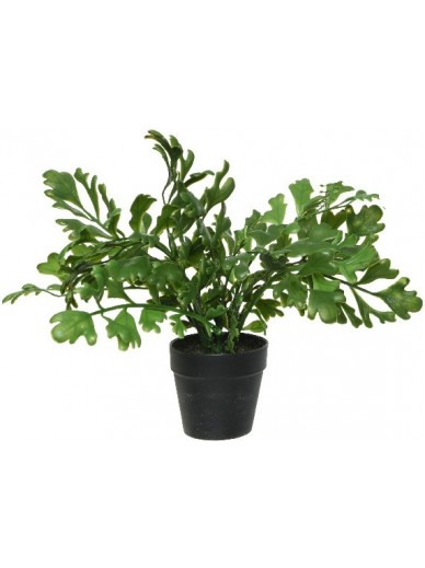 Artificial Potted Fern A