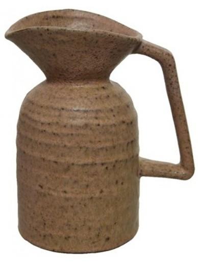 Rustic Stoneware Jug 15cm
