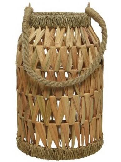 Seagrass Lantern 28cm