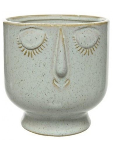 STONEWARE DREAMING PLANTERS LARGE