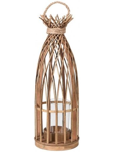 Medium Bamboo Lantern