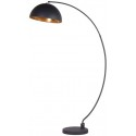 SOLD OUT Black Curved Arc Floor Lamp